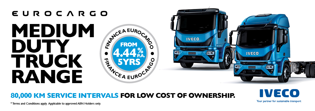 Fianance on Iveco