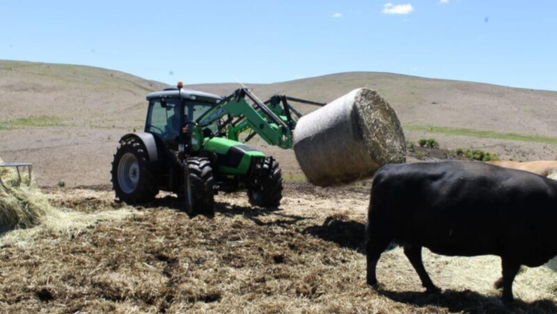 Deutz Fahr Agrofarm 100 GS