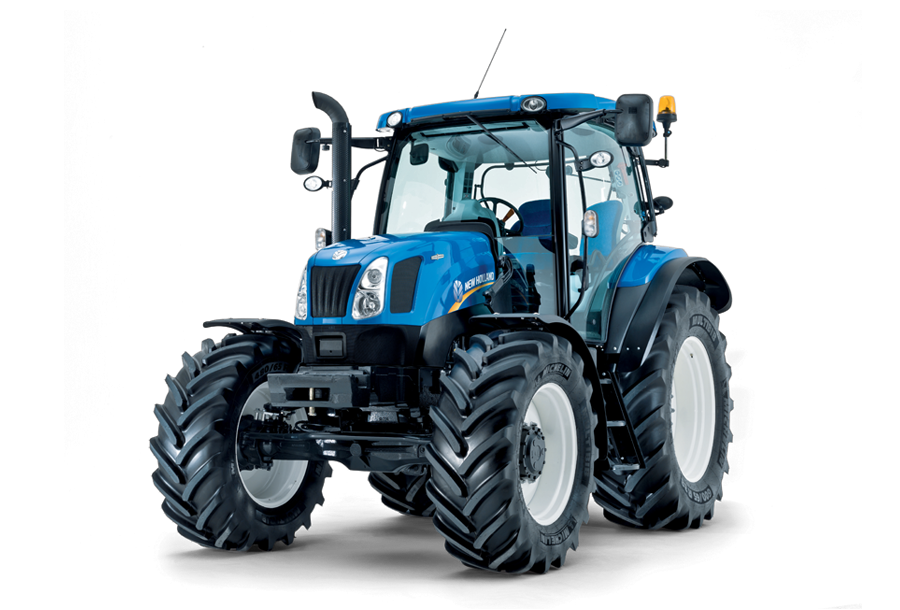 New Holland T6 AUTO COMMAND™ - TIER 4A Tractor