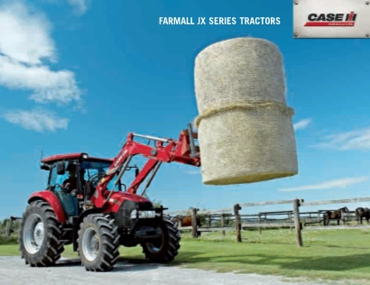Case IH - Farmall JX Series