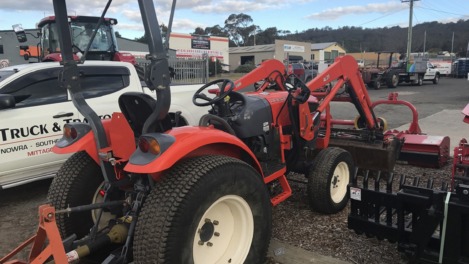 Daedong CK30 4WD Tractor