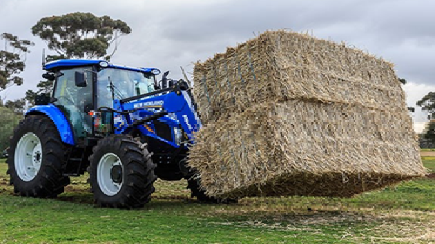 New Holland T5.90 Cab Tractor